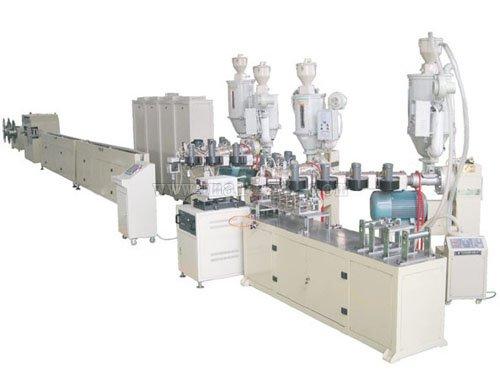 塑料机械应用
